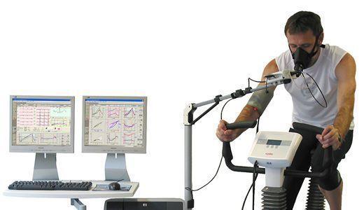 Cardio-respiratory stress test equipment MasterScreen™ CPX CareFusion