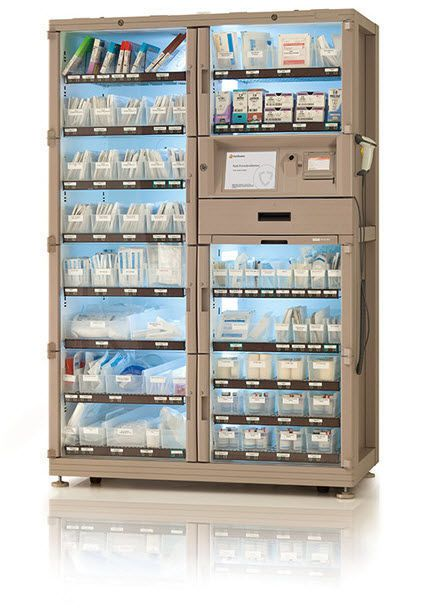 Inventory management system / medical Pyxis SupplyStation® system CareFusion