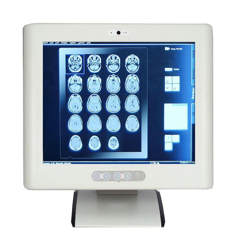"Waterproof medical panel PC / fanless 17"" | MPC170-831-FL AXIOMTEK"