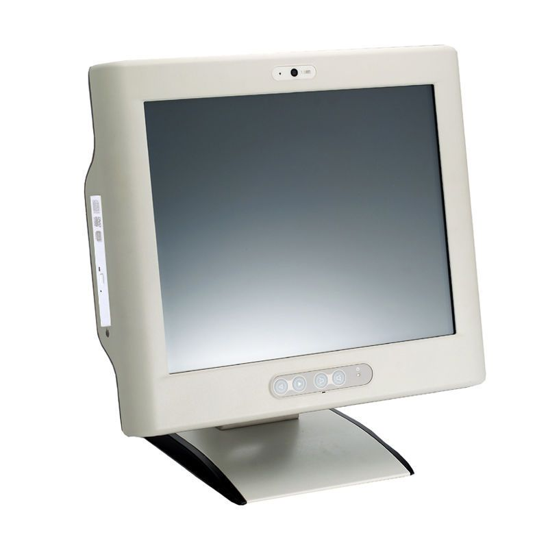 """Fanless medical panel PC / waterproof / with touchscreen 17"""" 