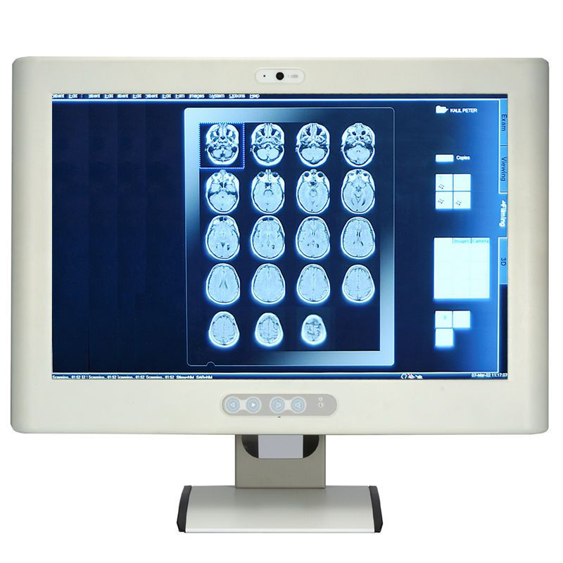 """Fanless medical panel PC / waterproof / with touchscreen 22"""" 
