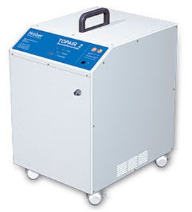Oxygen concentrator / on casters TOPAIR 2 Kröber Medizintechnik
