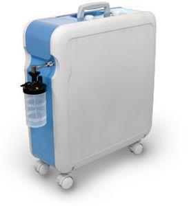 Oxygen concentrator / on casters Kröber O2 Kröber Medizintechnik