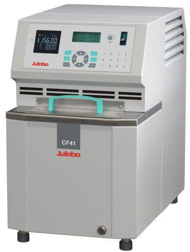 Warming laboratory water bath / circulating / refrigerated / compact -40 °C ... +200 °C | CF41 Julabo