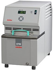 Warming laboratory water bath / circulating / refrigerated / compact -40 °C ... +150 °C | CF40 Julabo