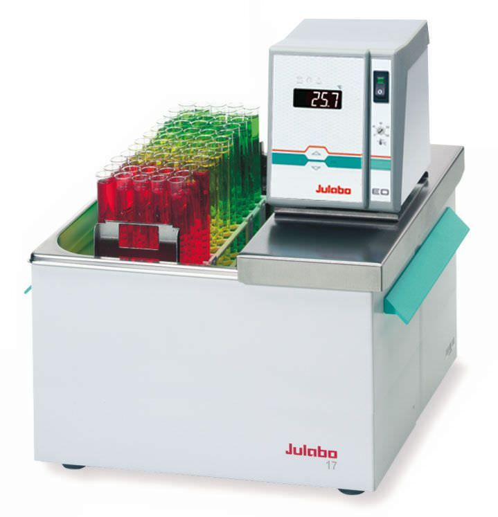 Circulating laboratory water bath +20 °C ... +100 °C, 17 L | ED-17 Julabo