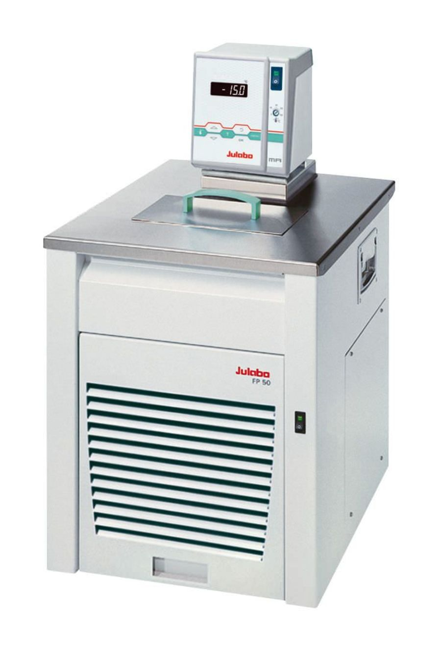 Warming laboratory water bath / circulating / refrigerated -50 °C ... +200 °C | FPW50-MA Julabo