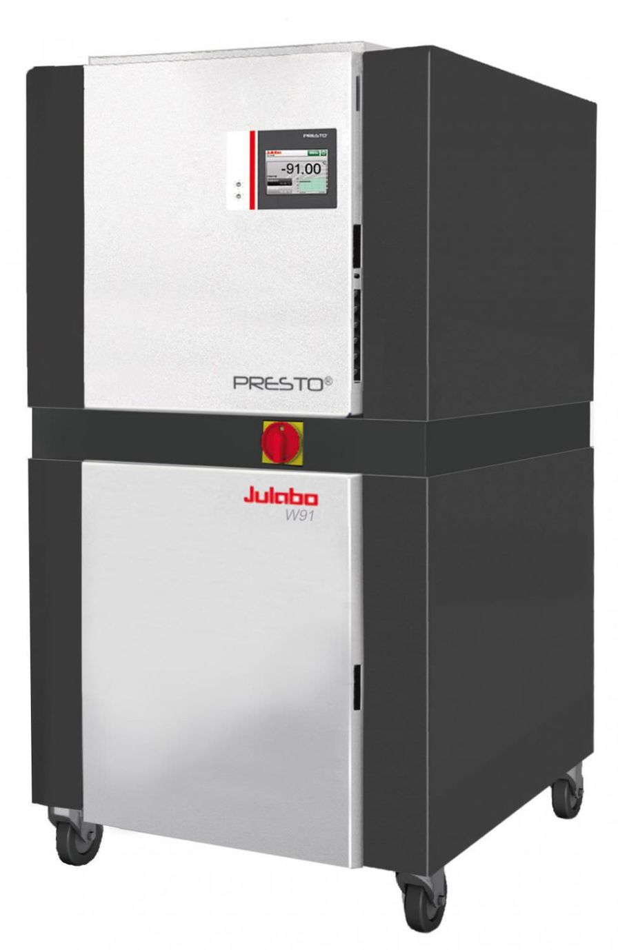 Laboratory thermostat / process -91 °C ... +250 °C | PRESTO® W91tt Julabo