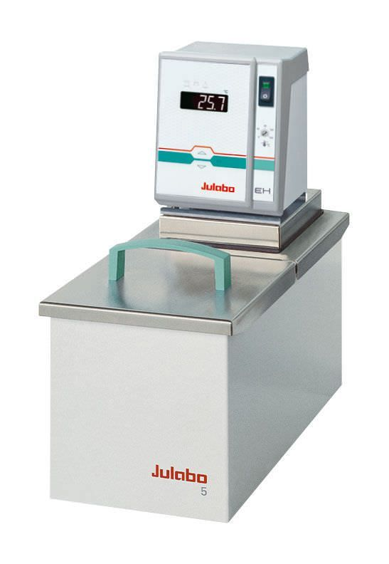Warming laboratory water bath / circulating +20 °C ... +150 °C, 4.5 L | EH-5 Julabo