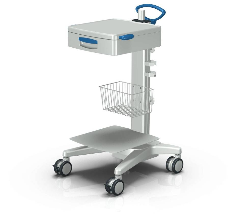 Medical device trolley / modular vexio-cart ITD GmbH