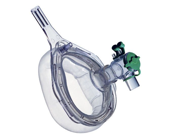 Artificial ventilation mask / facial / disposable Bluestar™ KOO Industries