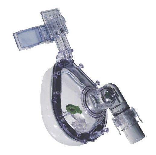 Artificial ventilation mask / facial / disposable Bluestar Plus™ KOO Industries