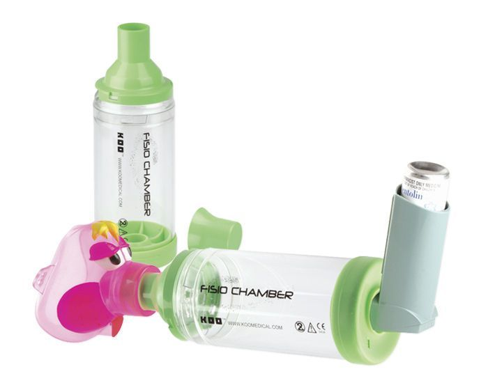 Inhalation chamber Fisiochamber™ KOO Industries