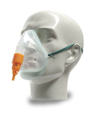 Oxygen mask / facial / Venturi 1060080, 1024080, 1040080, 1035080, 1031080, 1028080, Intersurgical