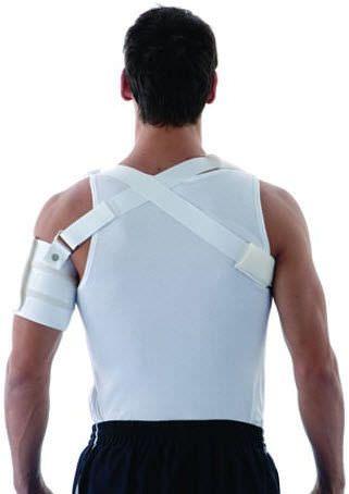 Humeral splint (orthopedic immobilization) Sub-Lux Cuff Össur