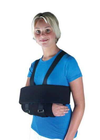 Shoulder splint (orthopedic immobilization) Sling and Swathe Össur