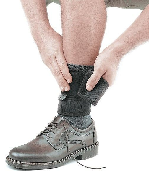 Ankle and foot orthosis (AFO) (orthopedic immobilization) Foot-Up® Össur