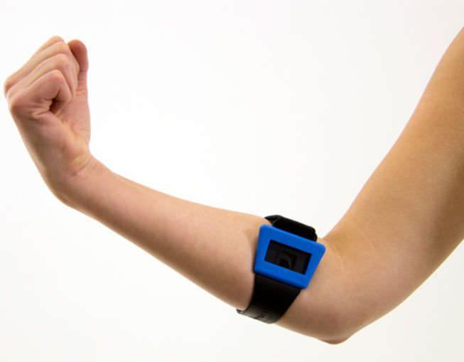 Epicondylitis strap (orthopedic immobilization) Form Fit® Össur