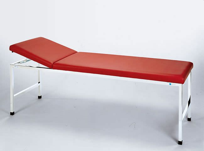Fixed examination table / 2-section 08-01, 109-01 K.H. Dewert