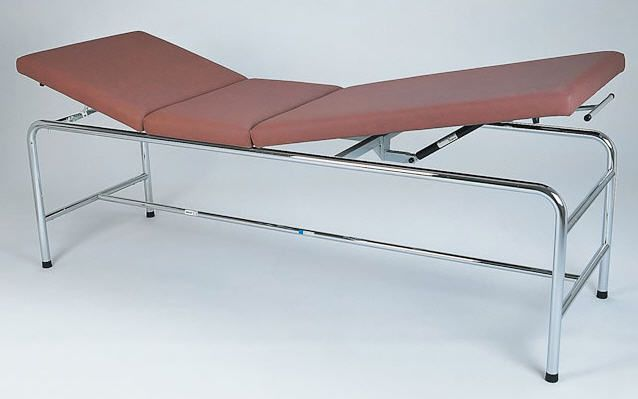 Fixed examination table / 3-section 0 - 30° | 120-0X Series K.H. Dewert