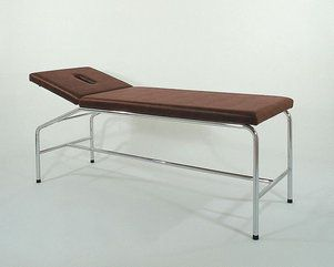 Fixed examination table / 2-section 111-01 K.H. Dewert