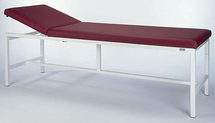 Bariatric examination table / fixed / 2-section 208-00, 208-04 K.H. Dewert