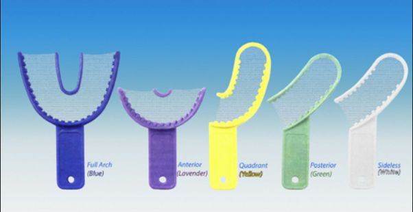 Disposable dental impression tray 3 in 1 trays Jovident