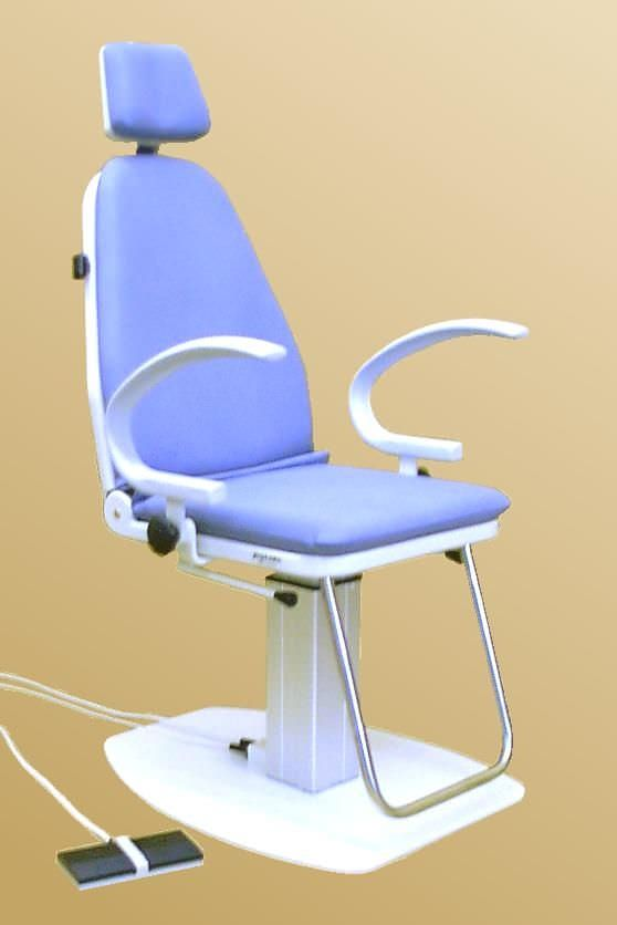 Medical examination chair / electrical / height-adjustable / 2-section 5106 Jörg & Sohn