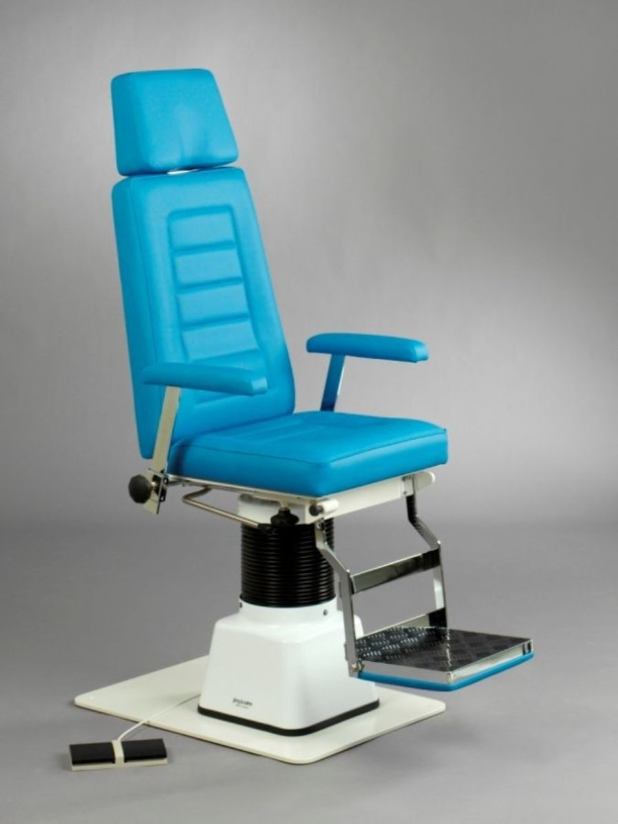 Medical examination chair / electrical / height-adjustable / 2-section 5101 Jörg & Sohn