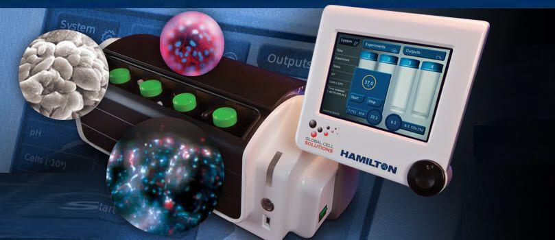 Cell culture system Hamilton BioLevitator Hamilton Company