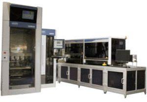 Laboratory liquid handling robotic workstation Hamilton Company