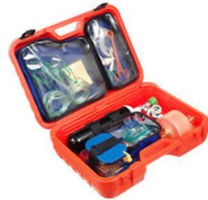 Transport medical case Oxivac series Kartsana Medical