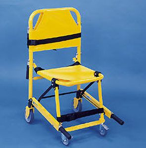 Folding patient transfer chair 150 kg | S119 Kartsana Medical