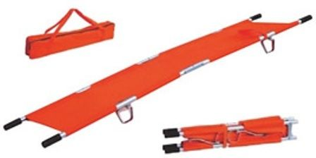 Folding stretcher / 1-section C-59 Kartsana Medical