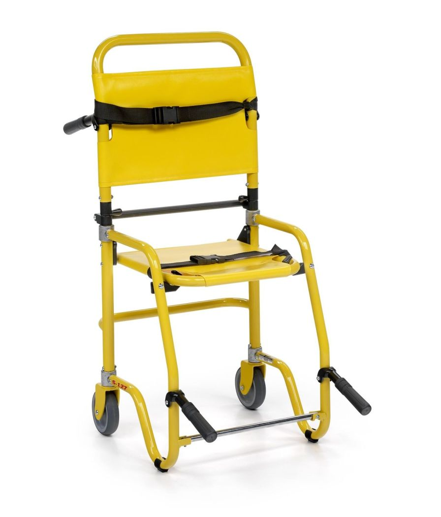 Folding patient transfer chair S127 Kartsana Medical