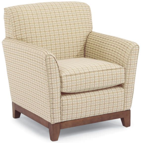 Waiting room armchair AA121-10 Flexsteel