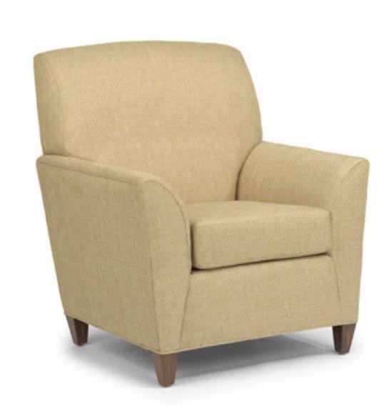 Waiting room armchair AA535-10 Flexsteel