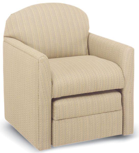 Waiting room armchair A2050-10-08 Flexsteel