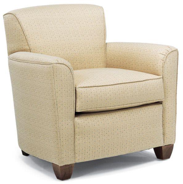 Waiting room armchair A036C-10 Flexsteel