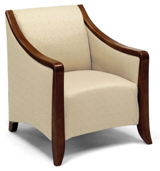 Waiting room armchair A2067-10 Flexsteel