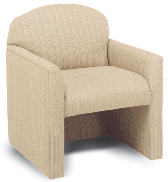 Waiting room armchair A2050-10 Flexsteel