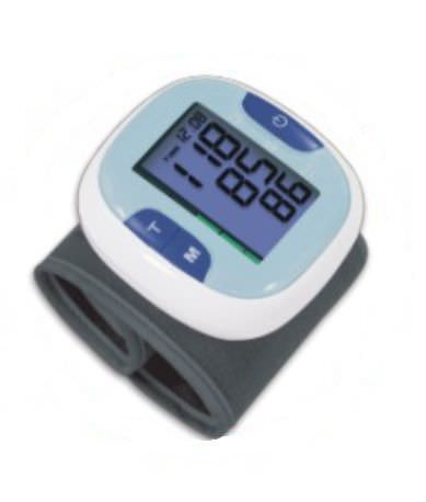 Automatic blood pressure monitor / electronic / wrist KP-7070 K-jump Health