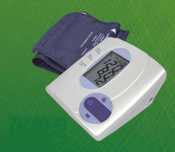 Automatic blood pressure monitor / electronic / arm KP-6930 K-jump Health