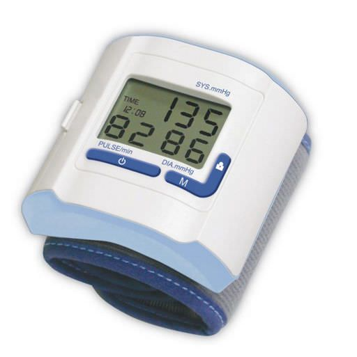 Automatic blood pressure monitor / electronic / wrist KP-6240 K-jump Health