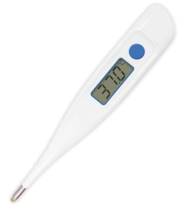 Medical thermometer / electronic / waterproof / with audible signal KD-180 K-jump Health