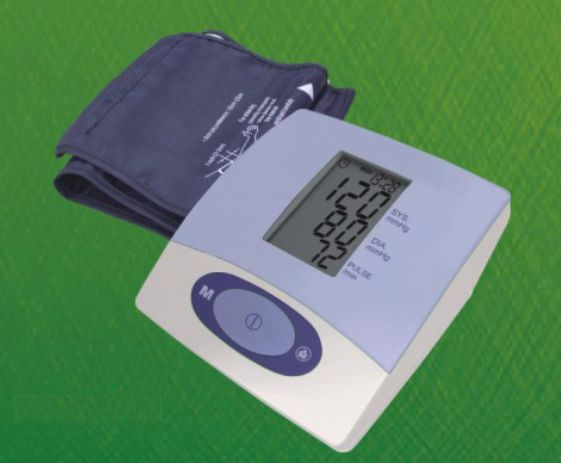 Automatic blood pressure monitor / electronic / arm KP-6920 K-jump Health