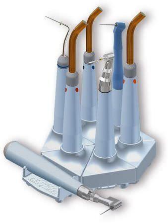 Endodontic micromotor control unit / complete set / with apex locator EndoEst-Assistant JSC Geosoft Dent