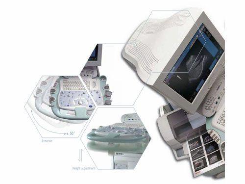 Ultrasound system / on platform, compact / for multipurpose ultrasound imaging MyLab™50 ESAOTE