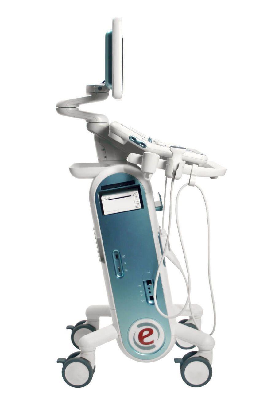 Ultrasound system / on platform, compact / for multipurpose ultrasound imaging MyLab™Six ESAOTE