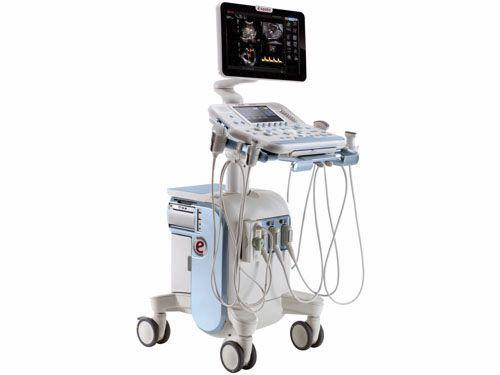 Ultrasound system / on platform, compact / for multipurpose ultrasound imaging MyLab™SEVEN + eHD Technology + CrystaLine ESAOTE